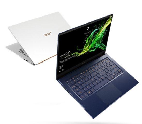 Acer Swift 5 SF514 54GT i7 106G7