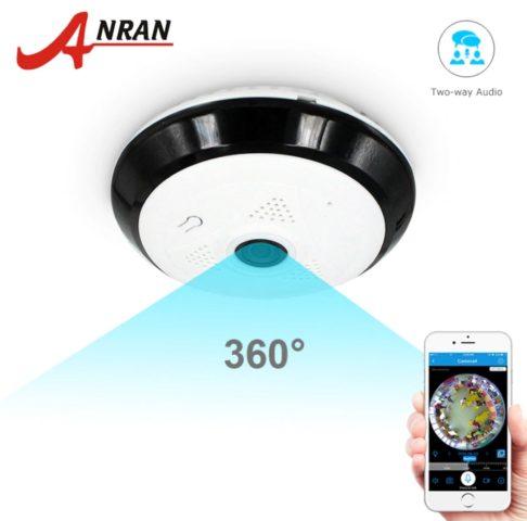 CCTV Anran 360 Degree VR