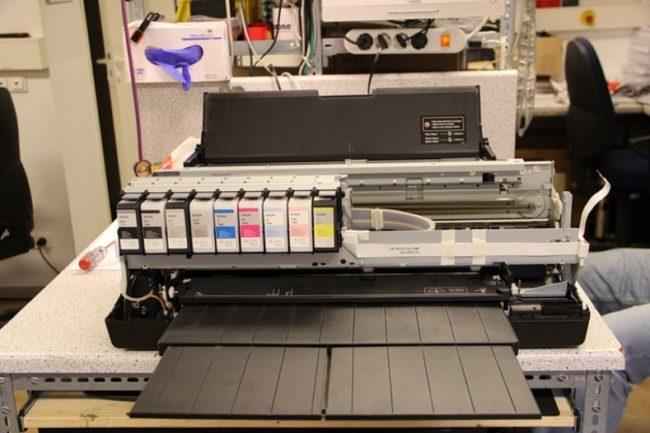Tempat Isi Ulang Tinta Printer di Pekanbaru